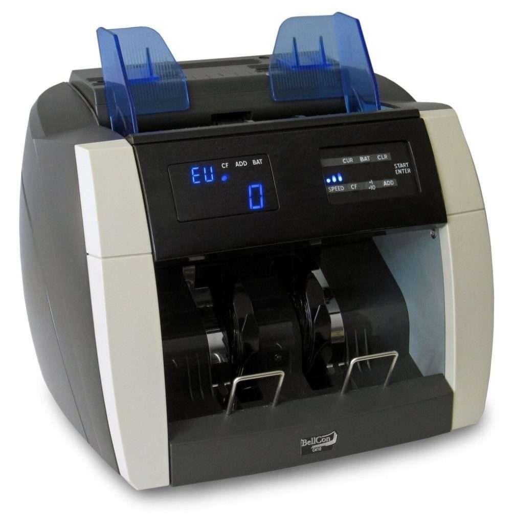 Počítačka bankoviek BellCon BellCount C410