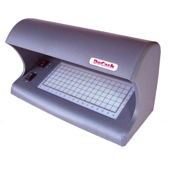 UV lampa DoCash 531 na overovanie dokumentov a bankoviek