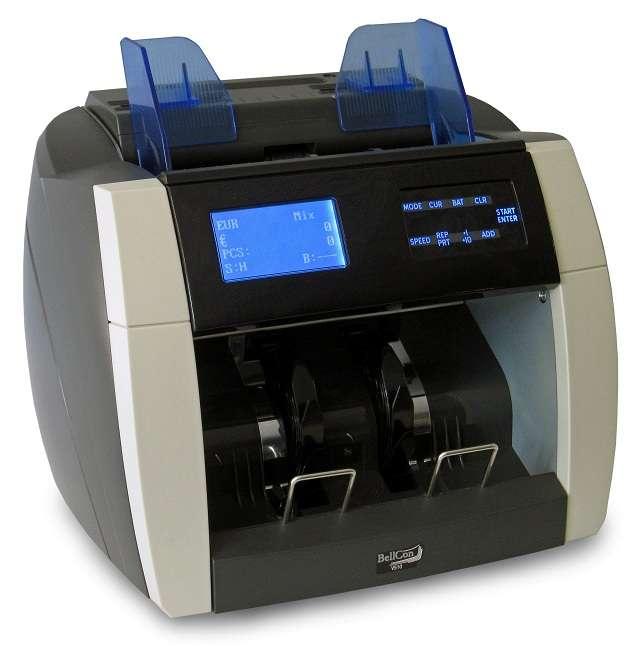 Počítačka bankoviek BellCon BellCount V510