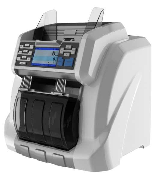 Počítačka bankoviek Ribao BC55
