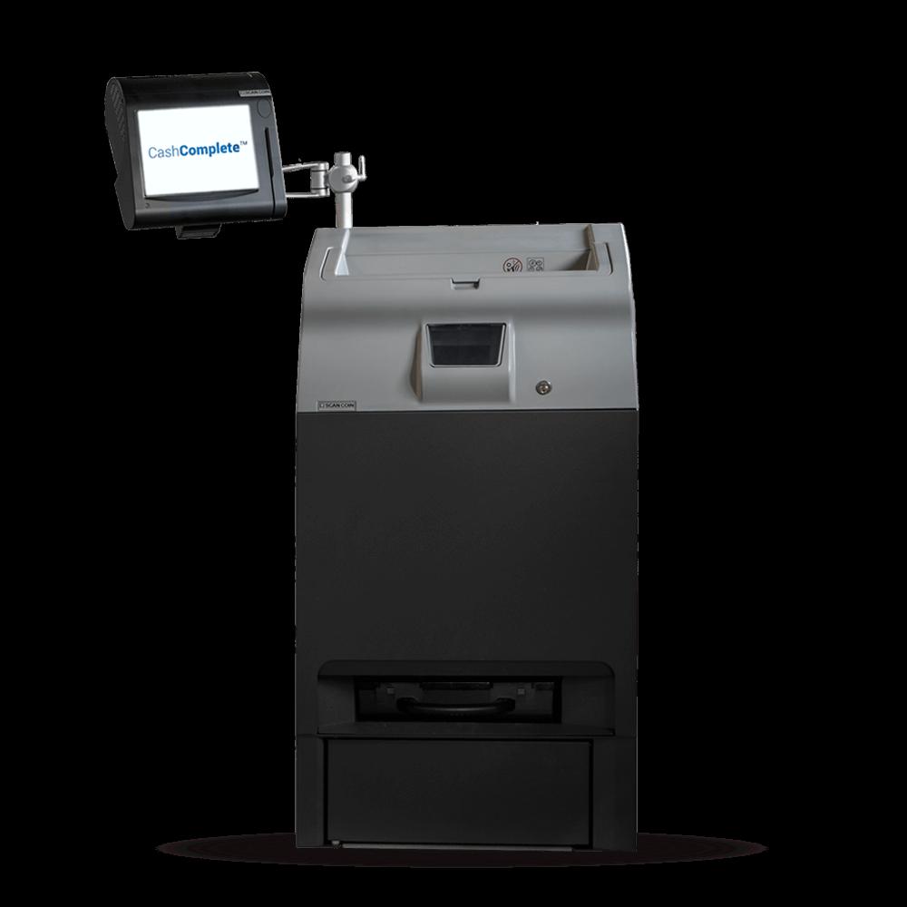 Recyklačné zariadenie Scan Coin RCS 400