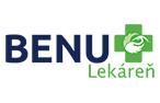 Logo spoločnosti BENU lekáreň